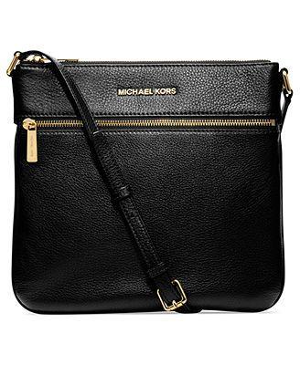 4478ab8d6d79 MICHAEL Michael Kors Handbag, Bedford Flat Crossbody | Christmas ...