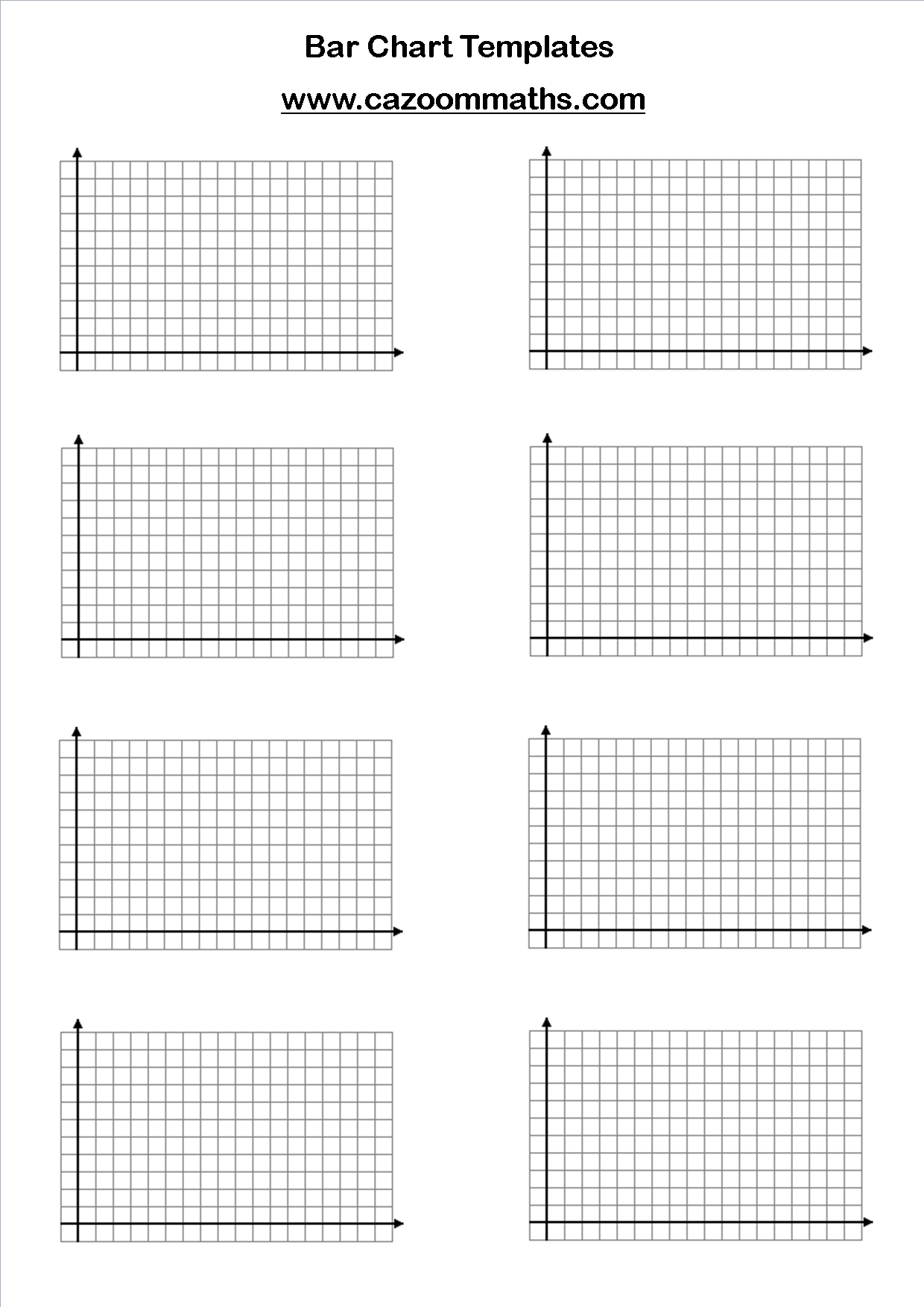 Pie Charts, Bar Charts and Line Graphs, Maths worksheets