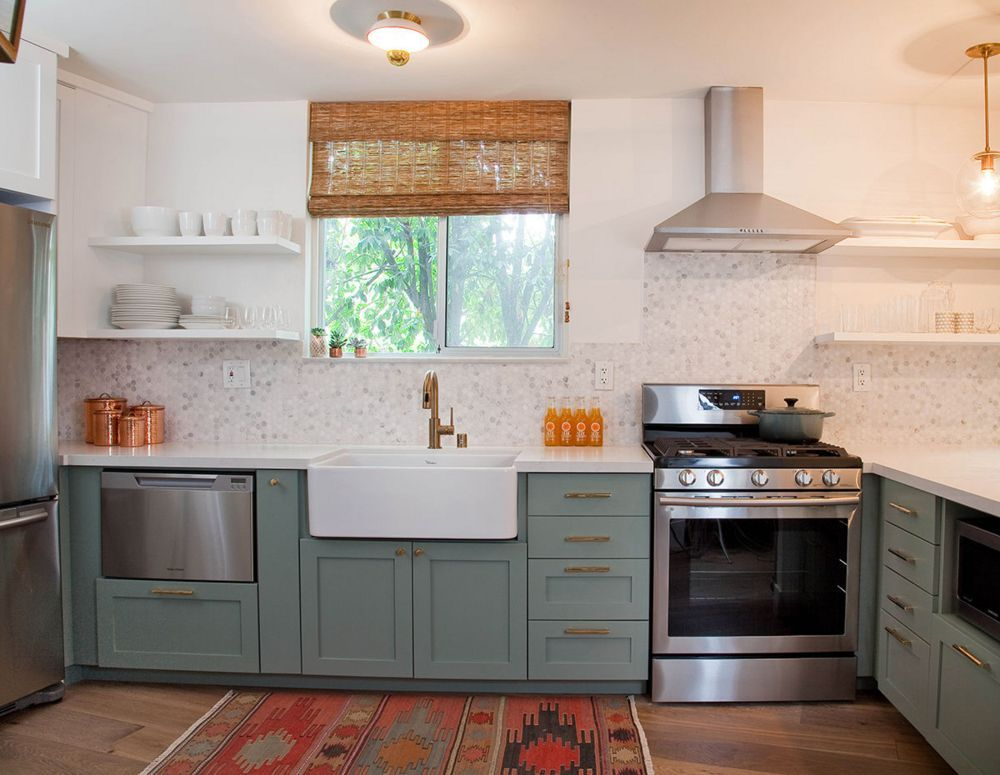 Before and After: Fastest Remodel Ever | Domino