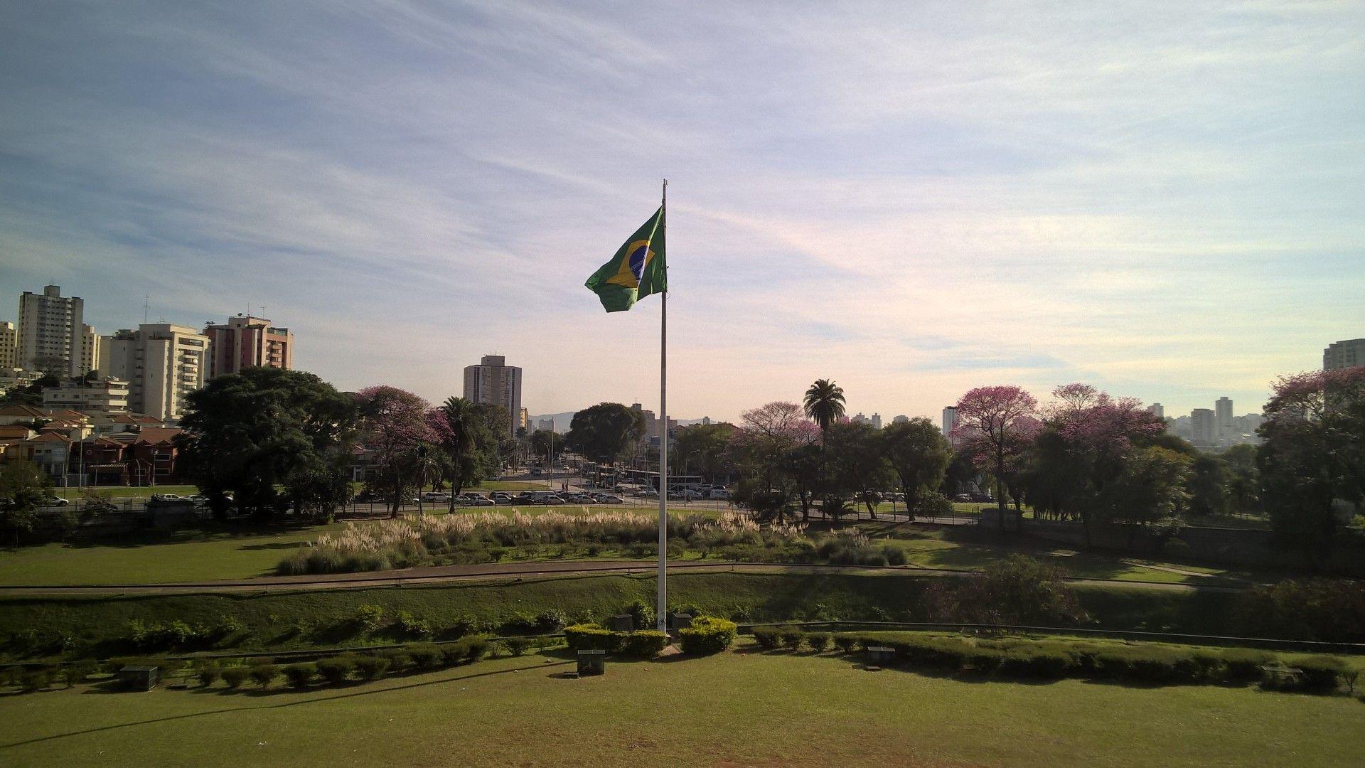 Parque  da Independência, São Paulo- SP