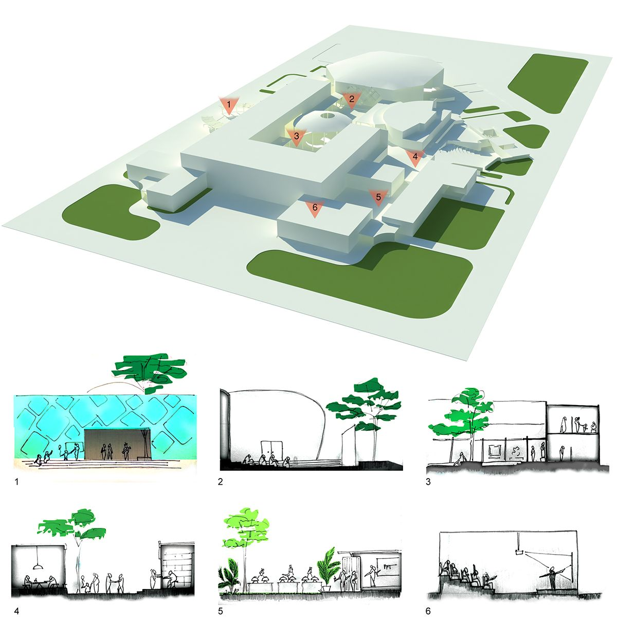 architecture thesis cultural centre Final semester thesis projecta proposal for the indraprastha sanskriti kala kendra, a socio-cultural centre in dwarka, delhi the aim of the project was to design a socio-cultural centre with adequate built and open spaces and to revitalize the drain a.