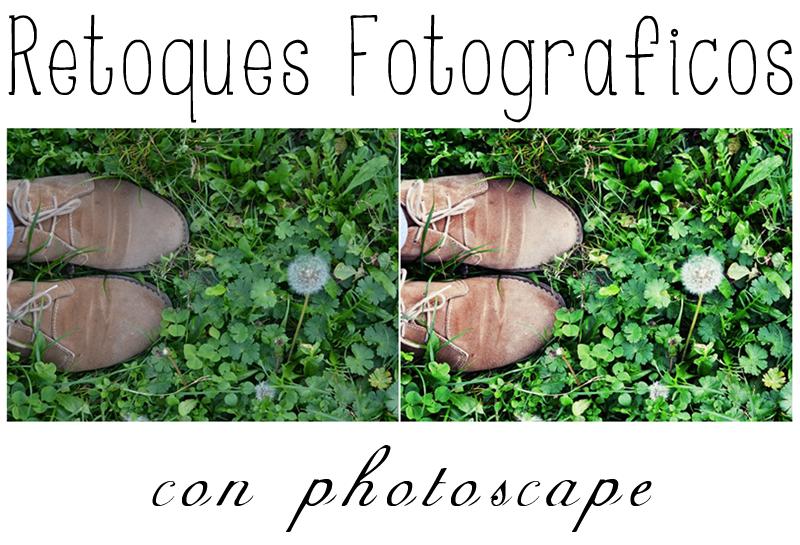 Por qué no?: Retoques fotográficos - Tutorial