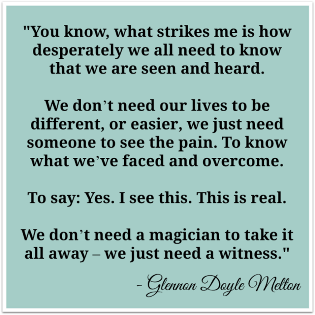 Glennon Doyle Melton Quotes Image Result For Glennon Doyle Melton Quotes  My Never Ending .