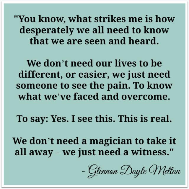 Glennon Doyle Melton Quotes Alluring Image Result For Glennon Doyle Melton Quotes  My Never Ending . Design Decoration