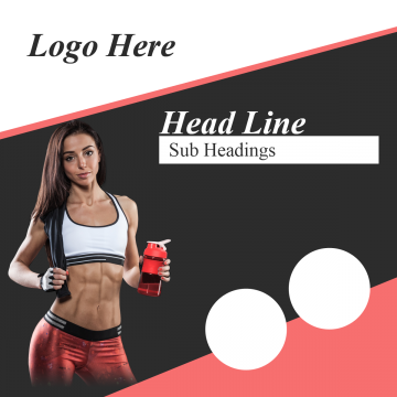 Discover More Works By Ameraltaf Gym Icon Flyer Gym Images