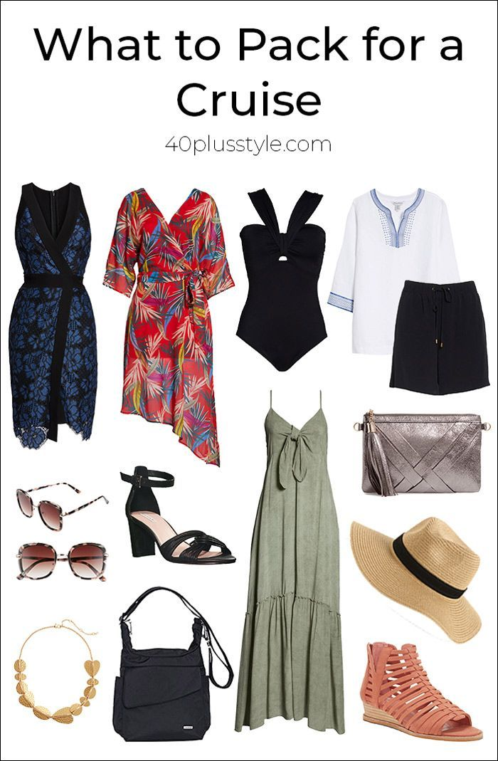 Cruise clothing essentials: What to pack for a cruise Cruise Clothing Essentials: What to