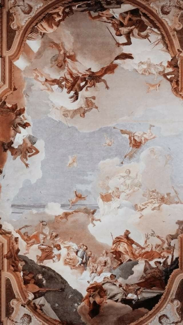 Pin By Daniela Oronos On Aesthetic Aesthetic Painting Angel Wallpaper Aesthetic Wallpapers