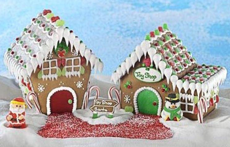Creative Gingerbread Kits