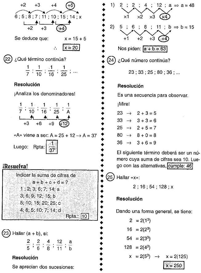 como resolver ejercicios psicotecnicos mad pdf