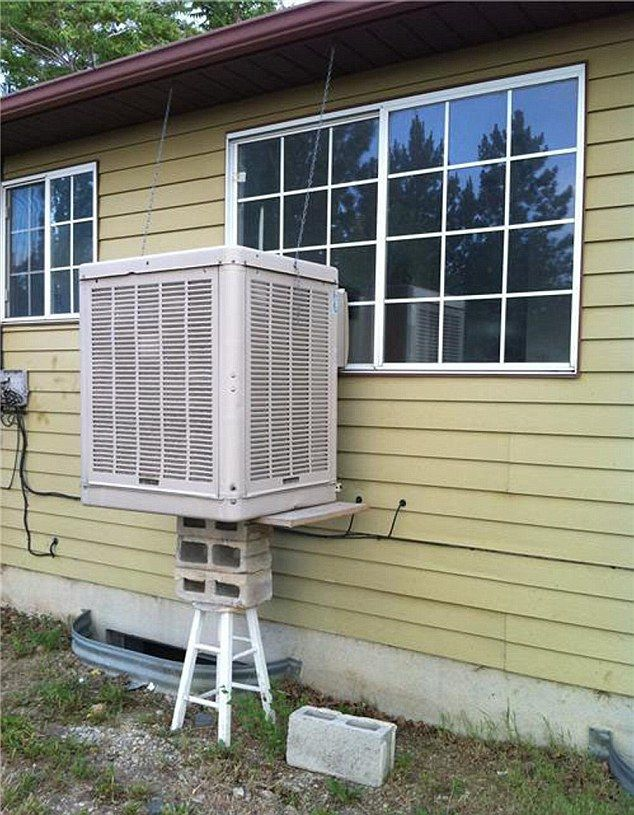 Are these the worst DIY fails ever? Hvac installation
