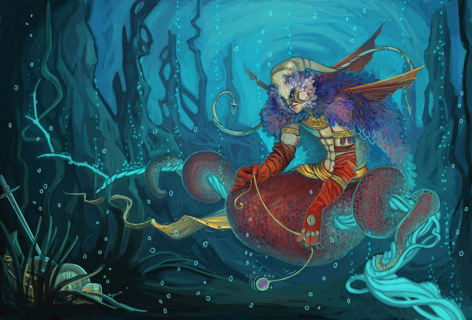 1854951 Artistic Category Computer Wallpaper For Artistic Ololoshenka Mermaid Wallpapers Computer Wallpaper Mermaid Background