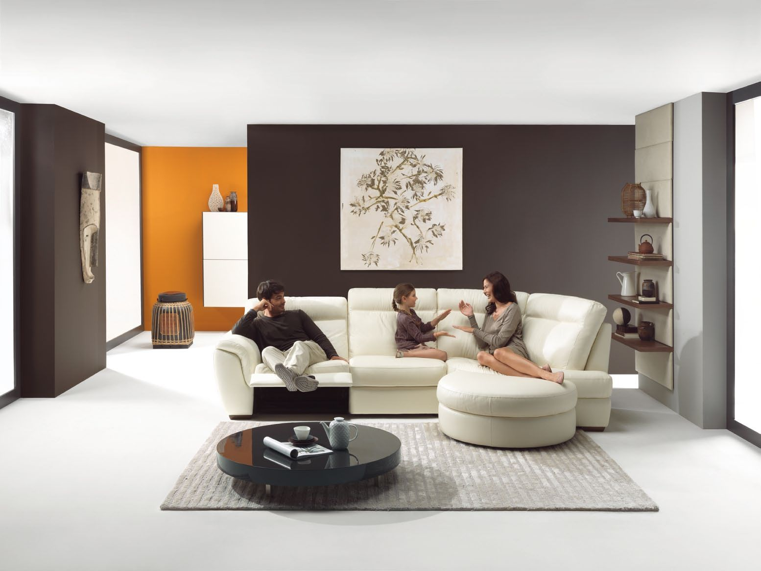small living space furniture. Compact Furniture For Small Living. Living Room Design Ideas By NATUZZI Modern Space