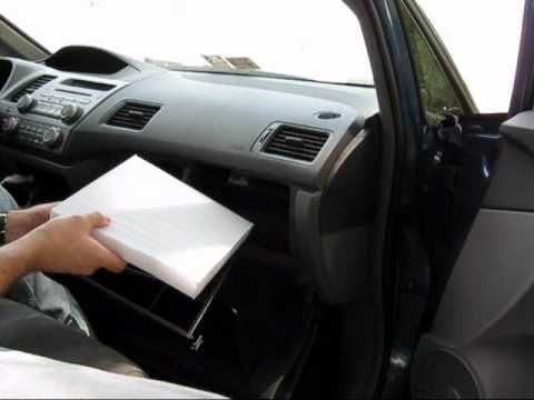 Nice Cabin Air Filter Replacement  Honda Civic Acura Rdx, Honda Civic, Cabin, Air