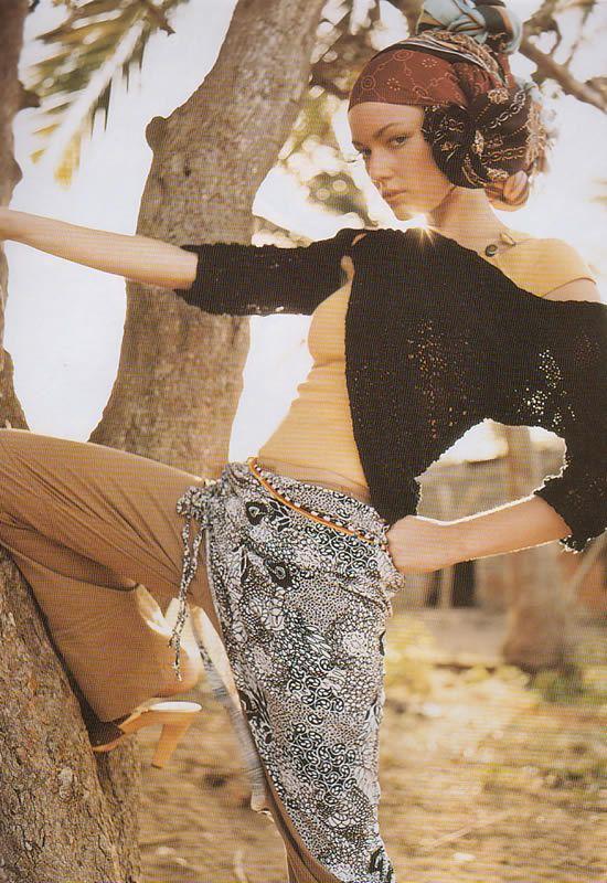 #Fashion #Ethno