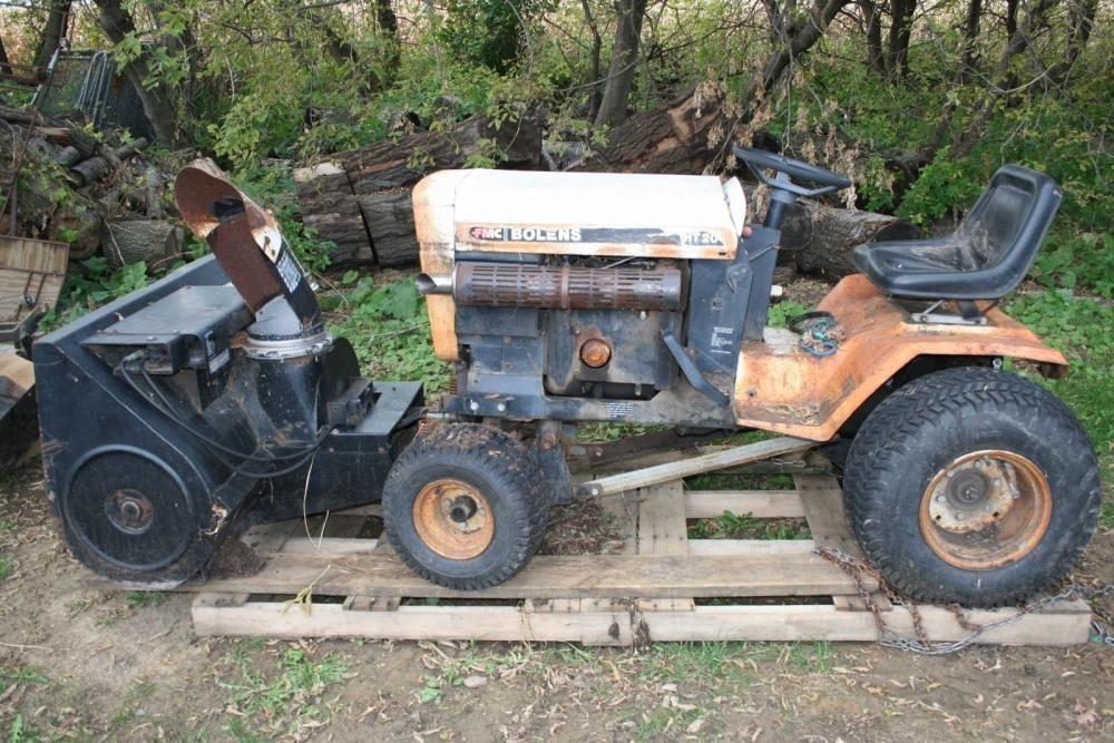 Funnet Pa Bing Fra Gardentractortalk Com Small Garden Tractor Tractor Photos Tractors For Sale