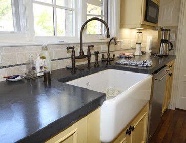 Etonnant Farmhouse Sink   Traditional   Kitchen   San Francisco   Nunley Custom Homes