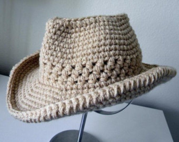 Create your own Cowboy Hat, yee-haw! Perfect for men or ...