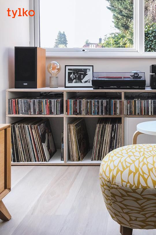 design a custommade media unit that will perfectly fit