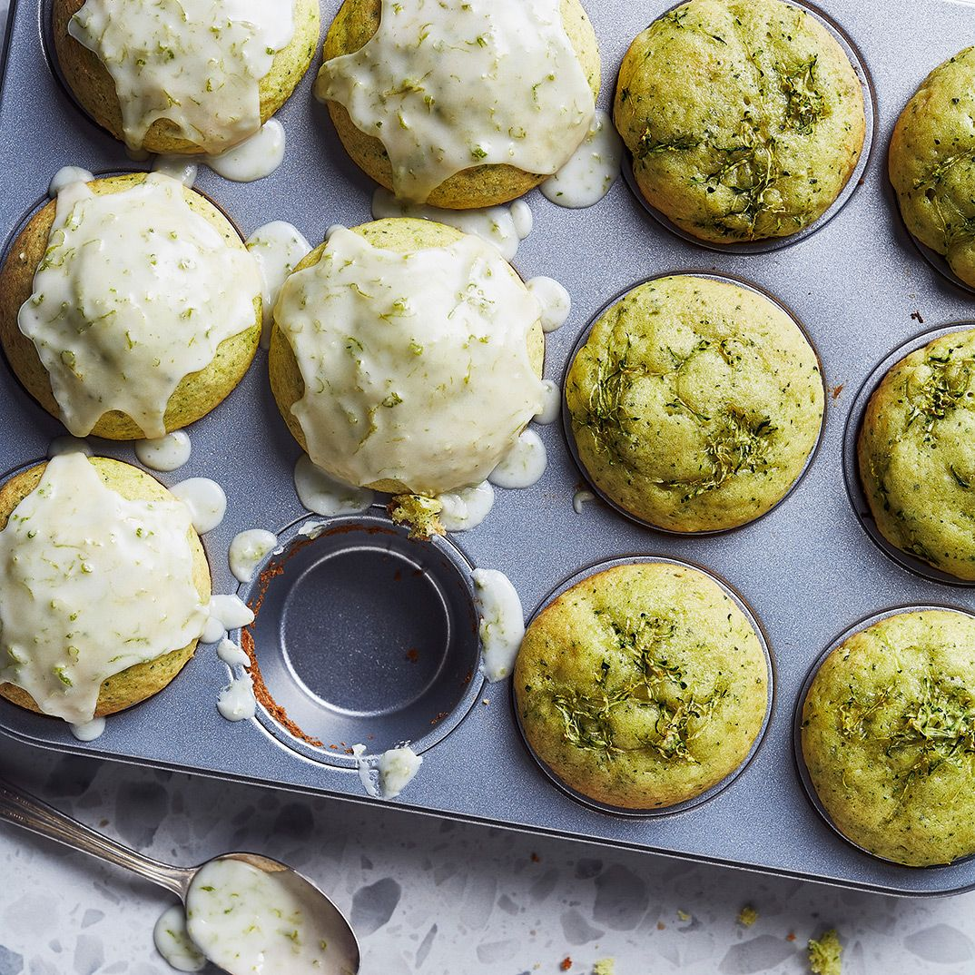 Zucchini Lime Muffins | Ricardo