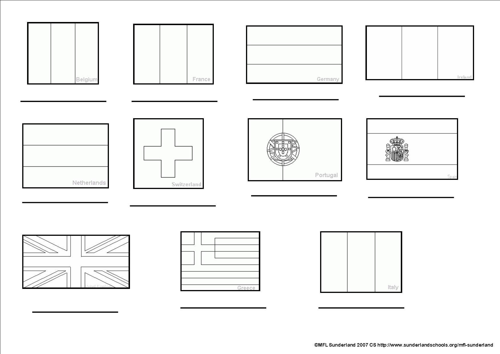 spks3pix8 (14×12)  flag coloring pages spanish