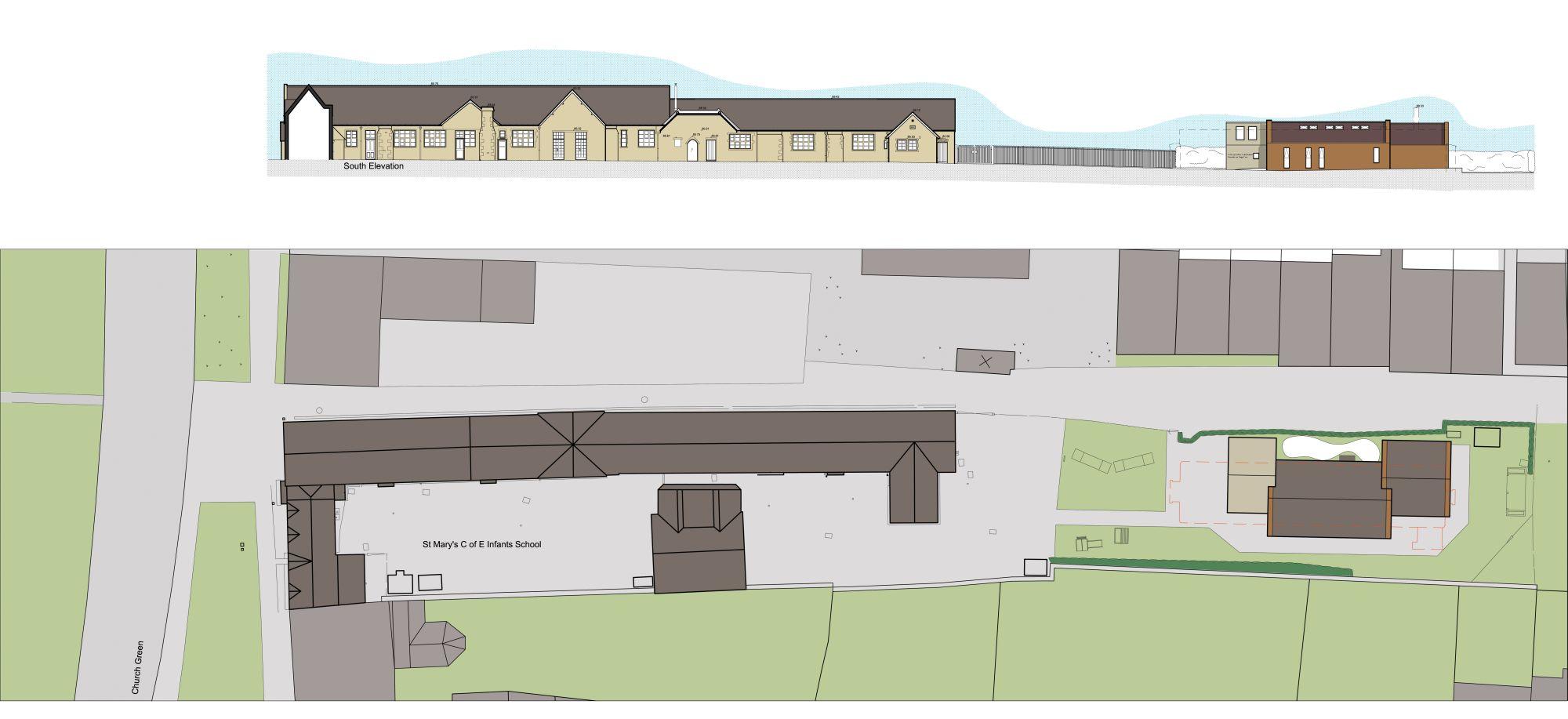 Interior design site plan picture and sketch of friendly school design contemporary cidren zone layout