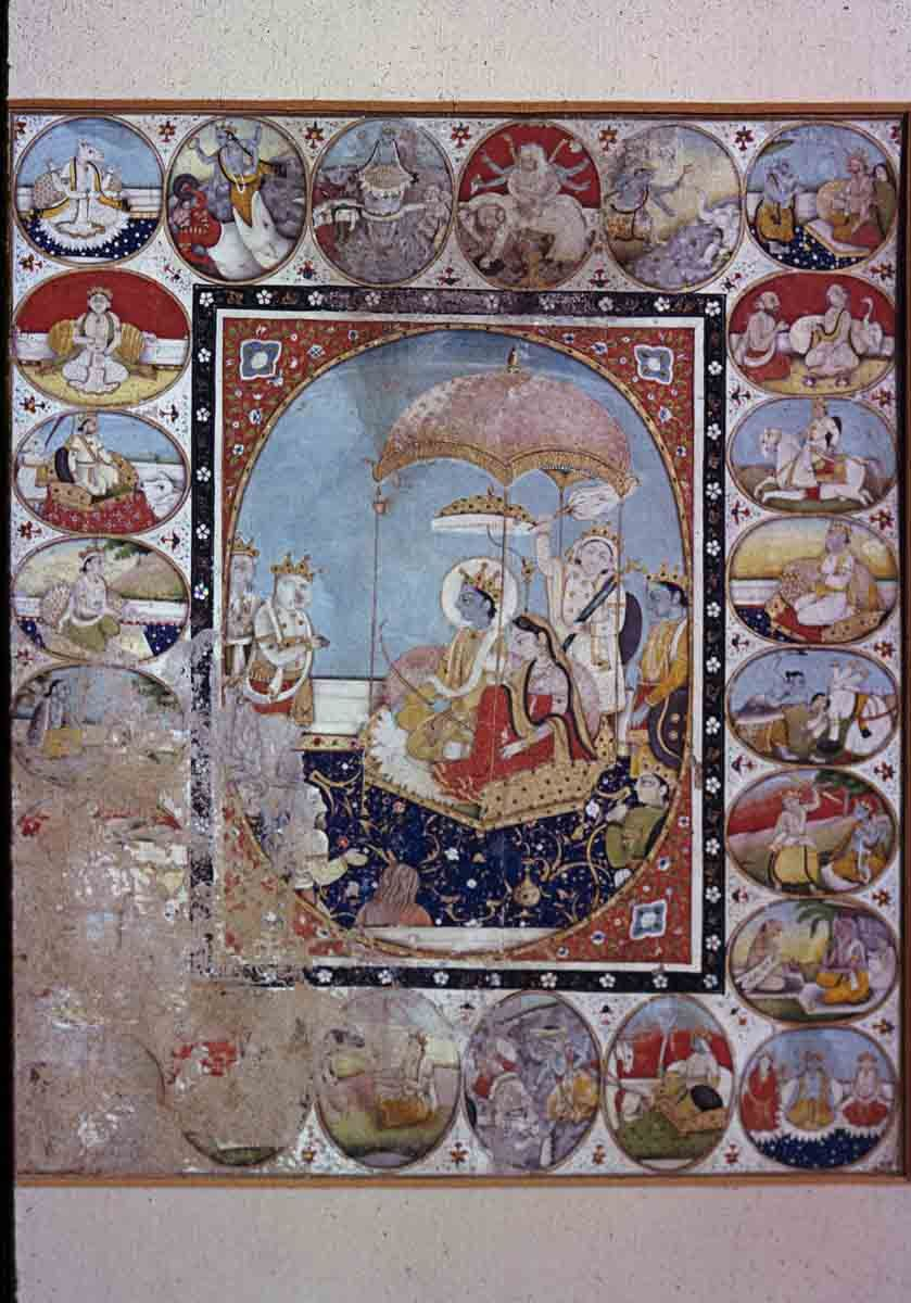 Jaipur museum rajasthan with images indian painting