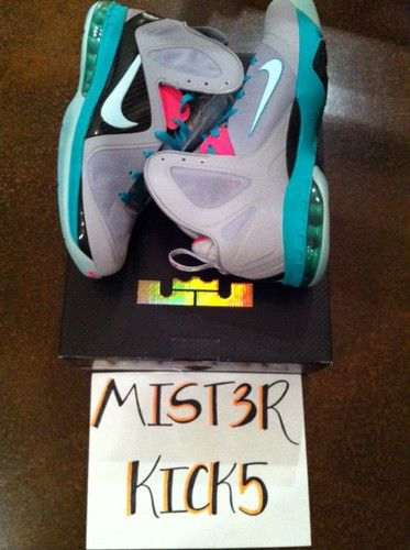 ecfdf0bfec Nike Lebron 9 P.S. Elite SOUTH BEACH In hand Limited Edition Rare Yeezy  Jordan