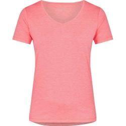 Photo of Energetics Damen T-Shirt Gaminel 3, Größe 36 In Redlight/melange, Größe 36 In Redlight/melange Energ