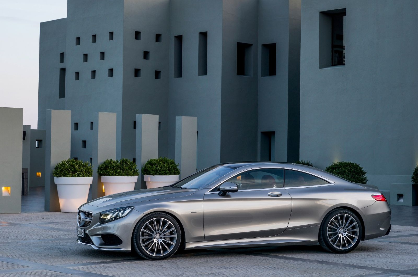 Mercedes Benz S Class Coupe S 500 4matic Coupe Edition 1 Amg