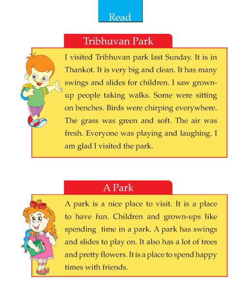 Essay about park for children apa dissertation awards