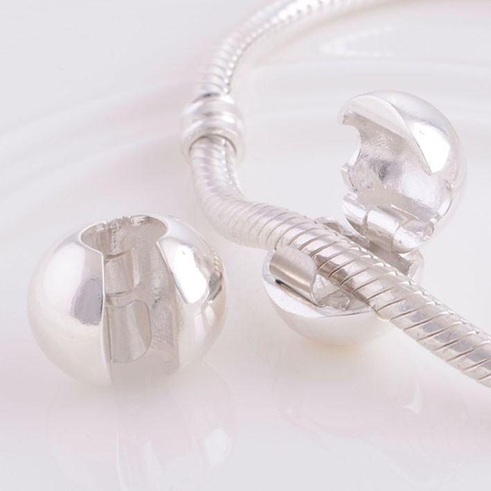 stopper argento pandora
