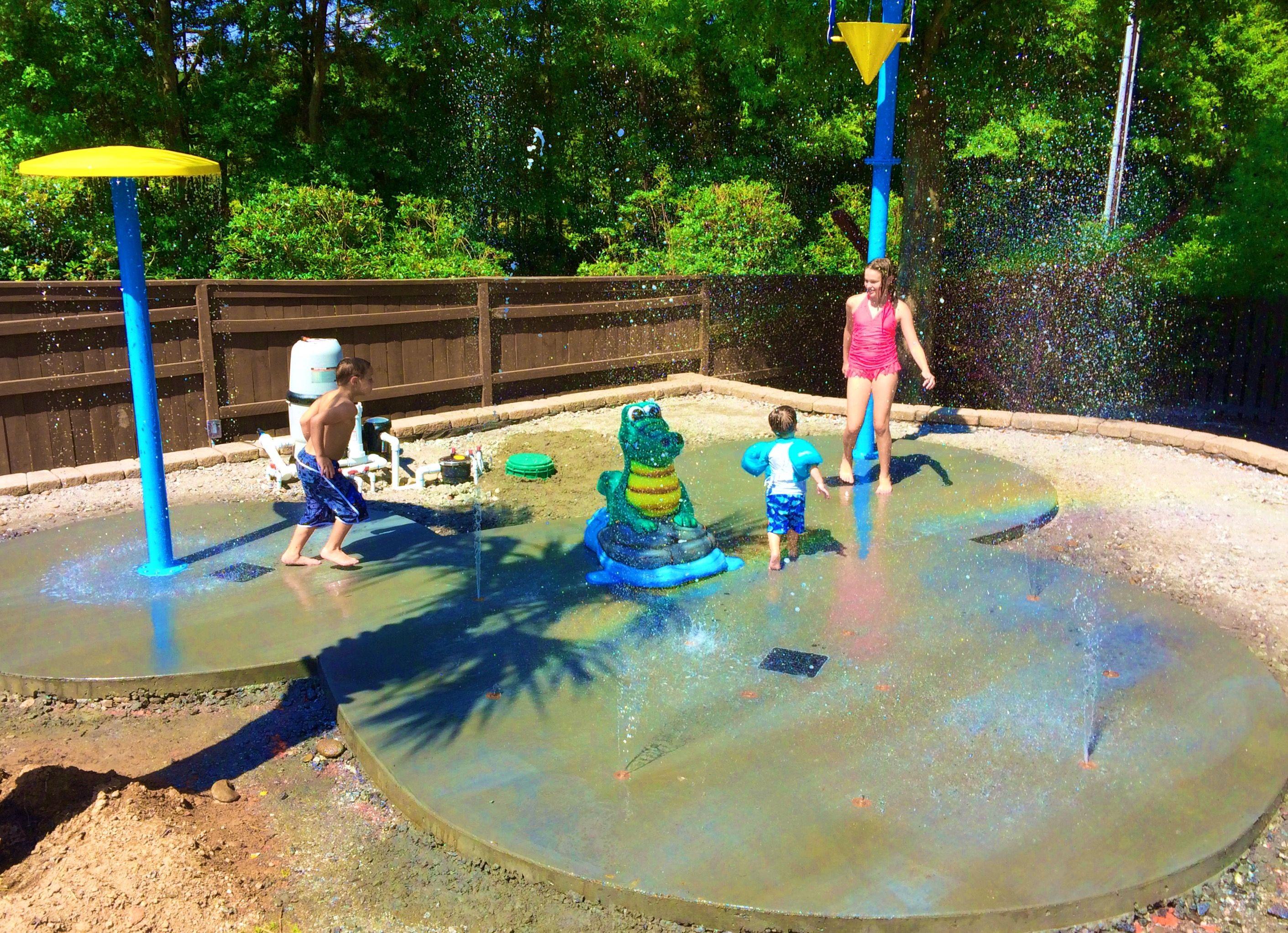 Splash Pad Installation, Kits & Water Playground Equipment ...