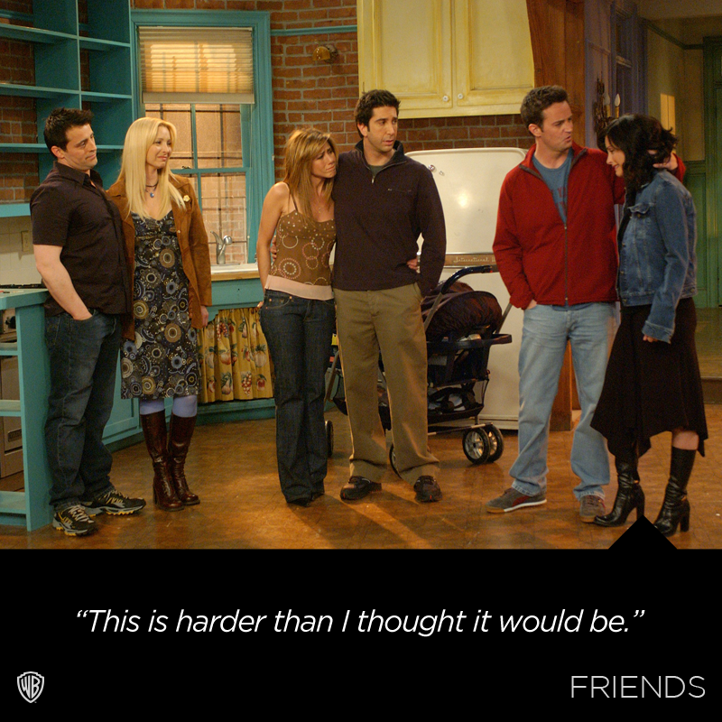 End of Friends
