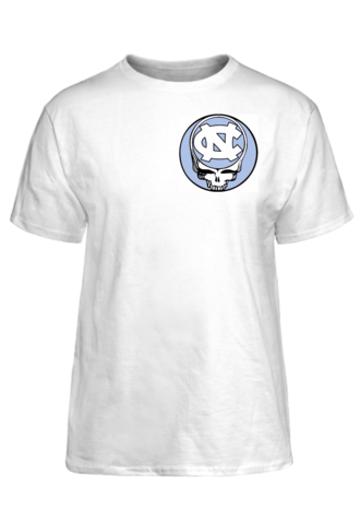 Grateful TarHeels Basic Tee