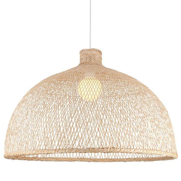 Ay Illuminate M1 Lighting Bali Bamboo Hanging Ceiling