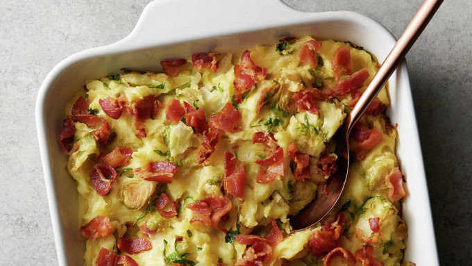 11 Recipes That Prove Brussels Sprouts Rule #friendsgivingfood