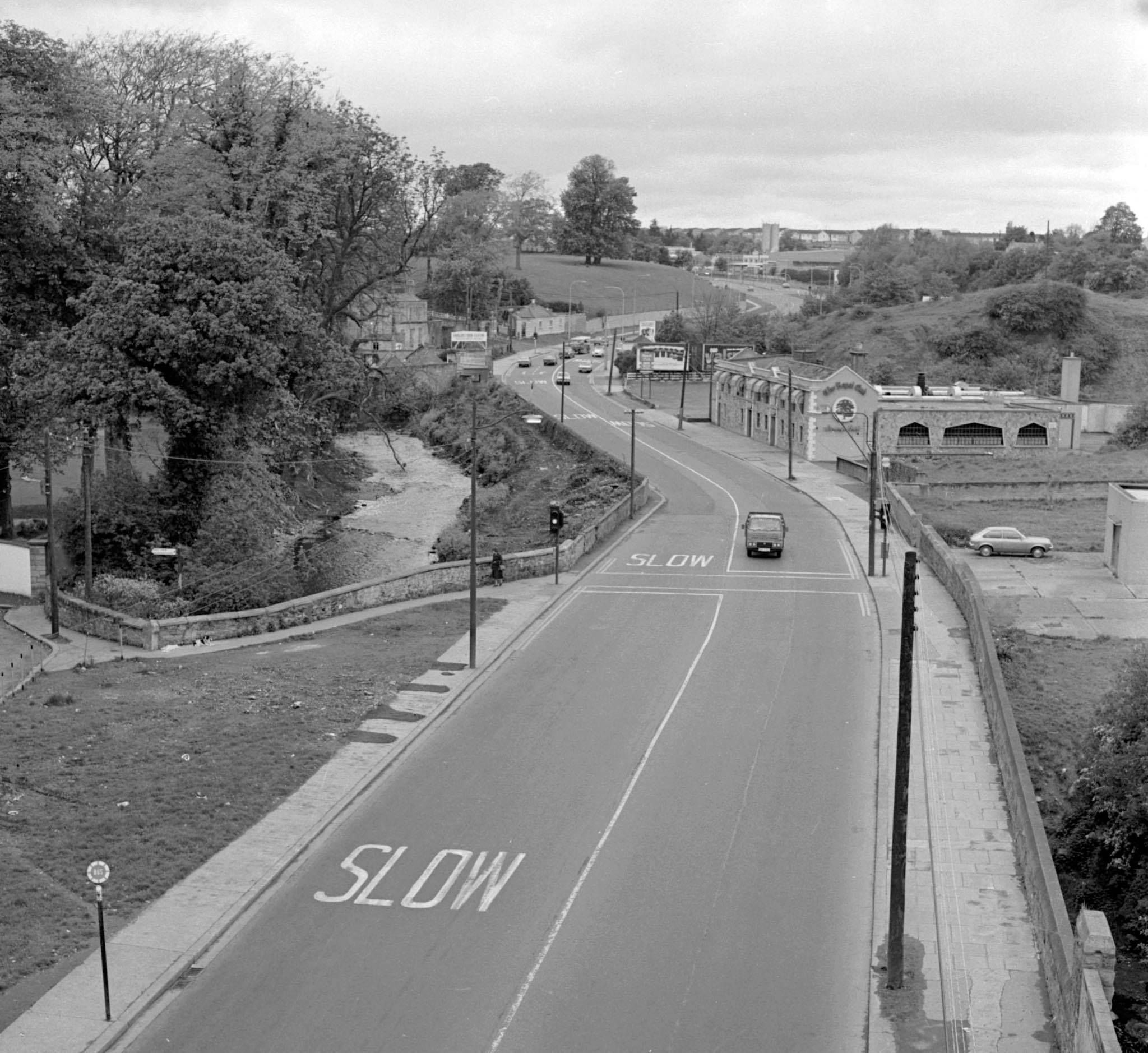 The Finglas Heritage Trail was developed over a number of
