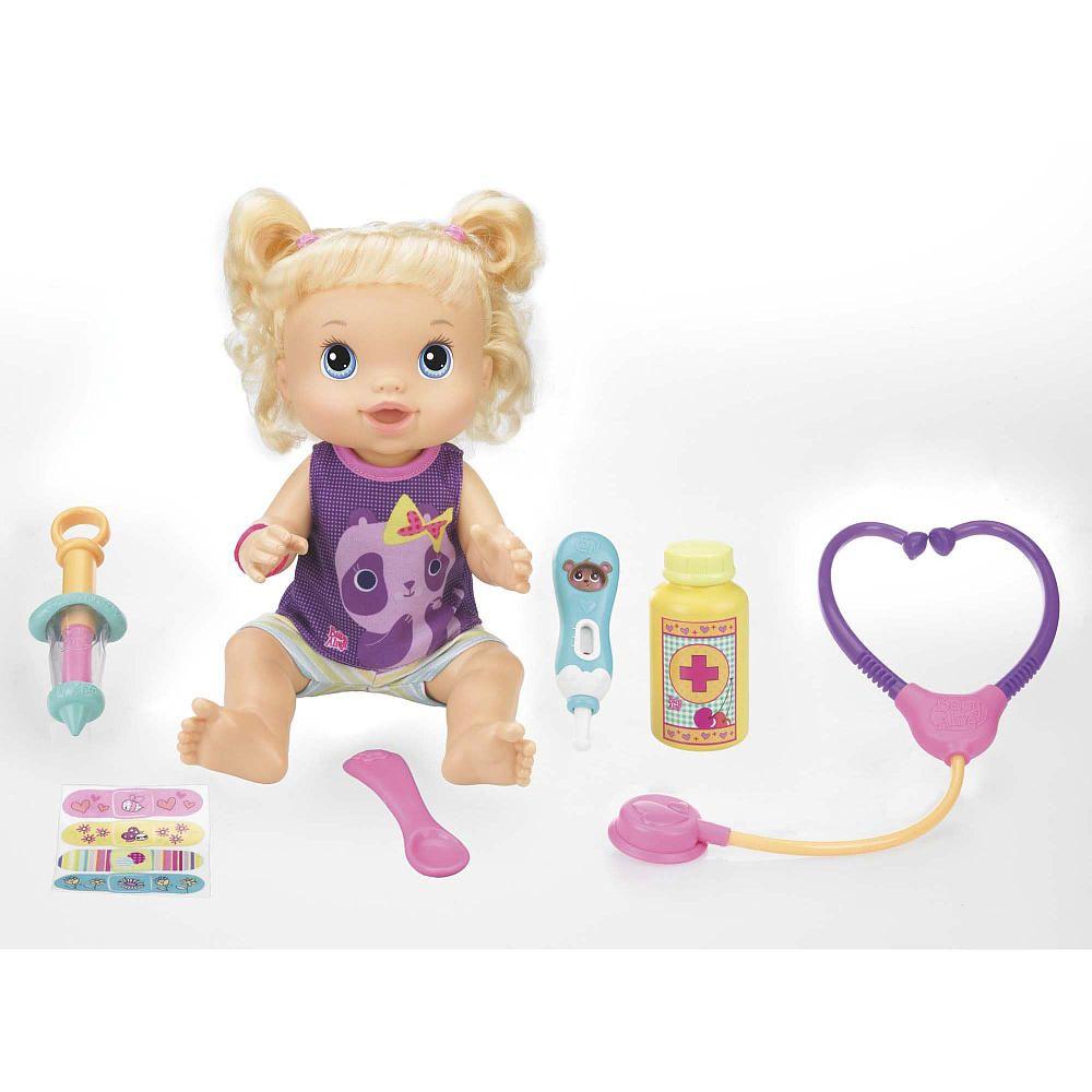 Baby Alive Make Me Better Baby Blonde Best Baby Doll Baby Alive Baby Alive Dolls