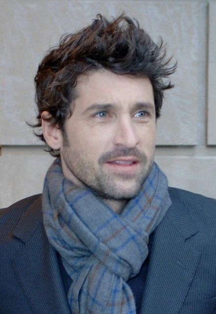 patrick dempsey unscripted