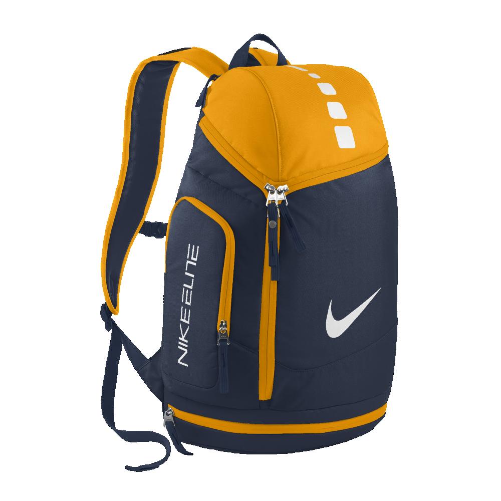 Nike Hoops Elite Max Air Team iD Backpack (Gold) Nike