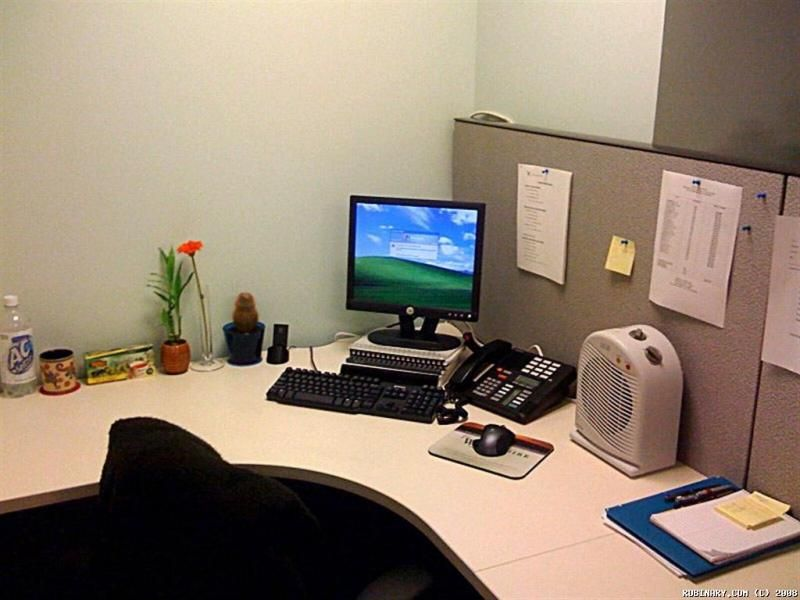 How To Organize Your Cubicle Office Organization Ideas