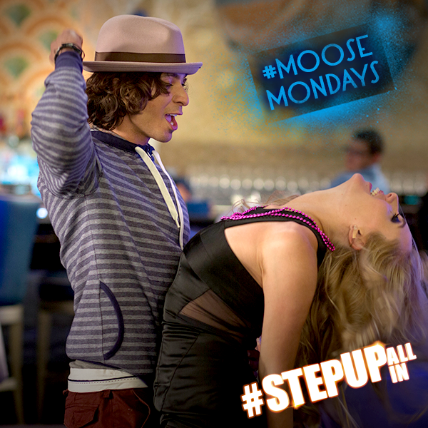 Step Up All In Moose And Camille