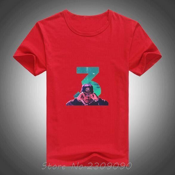 Coloring Book Chance The Rapper Music Art T-shirt ...