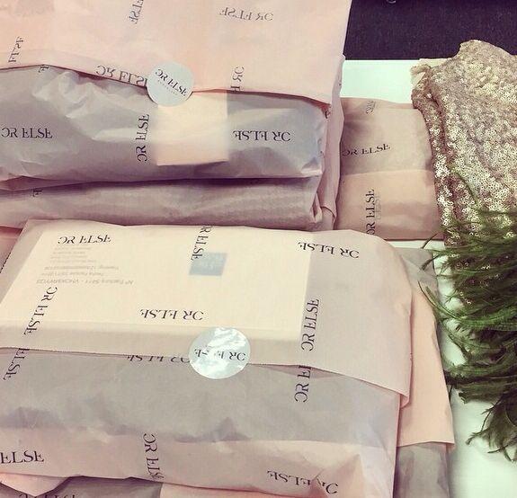Preparando vuestros pedidos de navidad! #orelsebarcelona