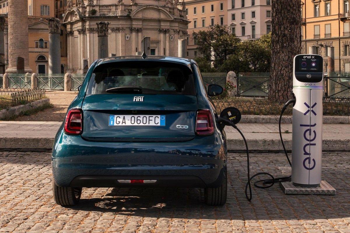 Fiat 500e La Prima Berlina Launch Edition (2020current
