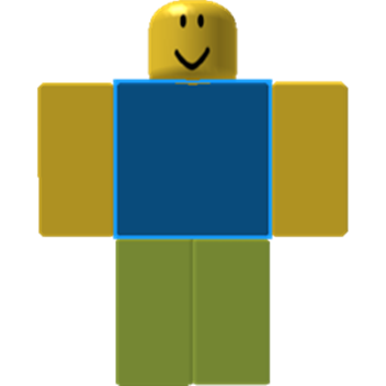 how to get a noob character in roblox