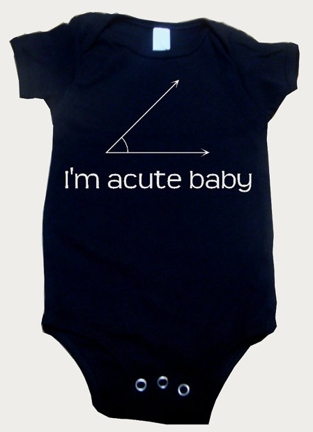 2a94ea3f98a3 Trending now on Pinterest  I Am Acute Baby Onesie. Buy this I Am ...