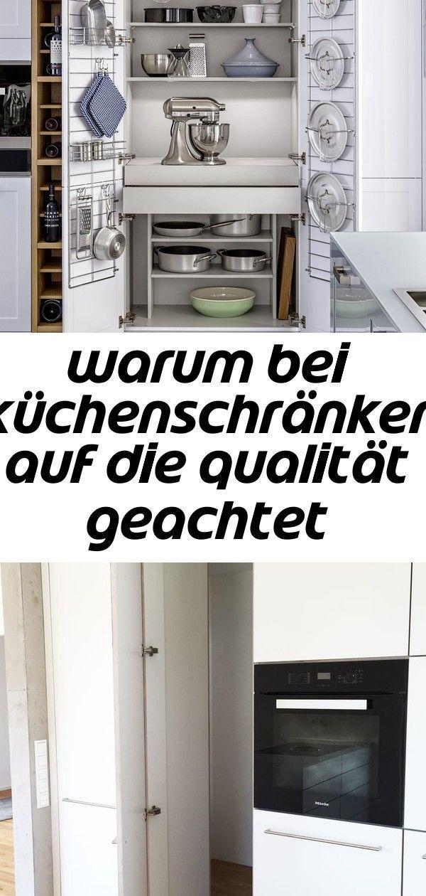 Warum bei küchenschränken auf die q…