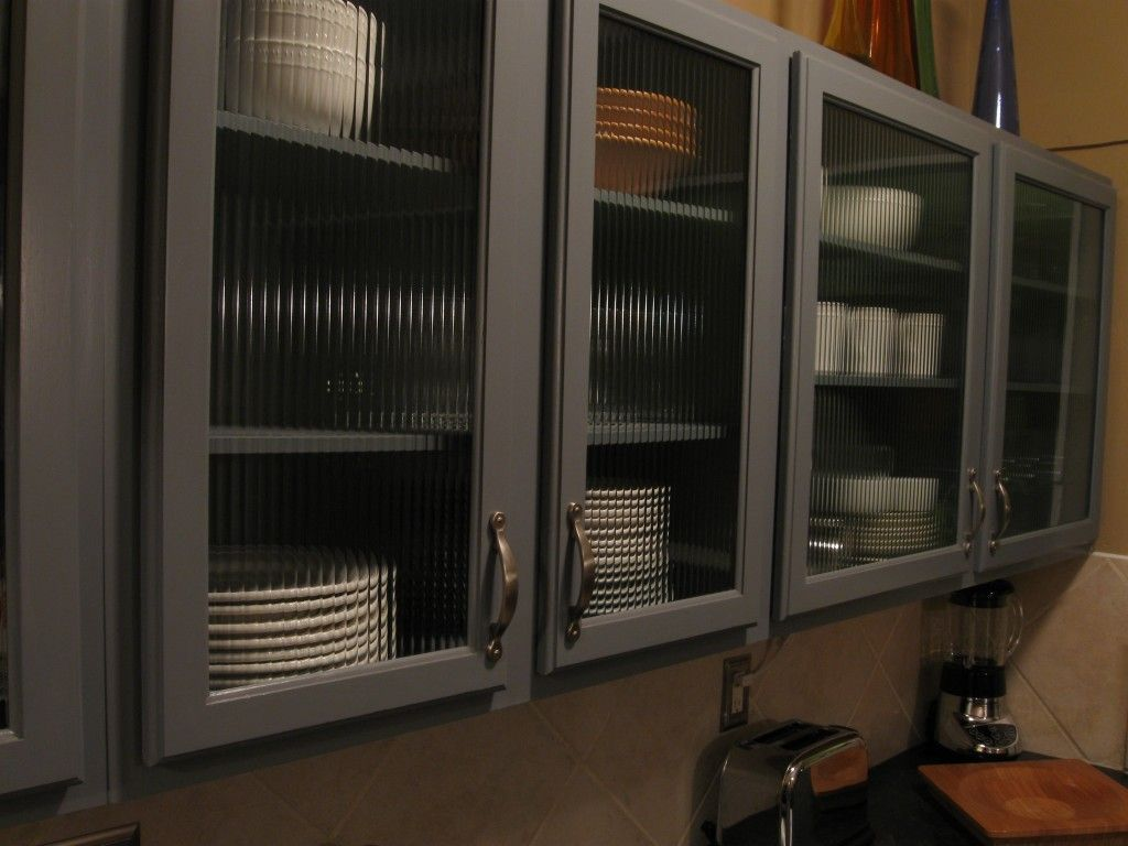 Ribbed Glass Cabinet Doors Glass Kitchen Cabinet Doors Glass