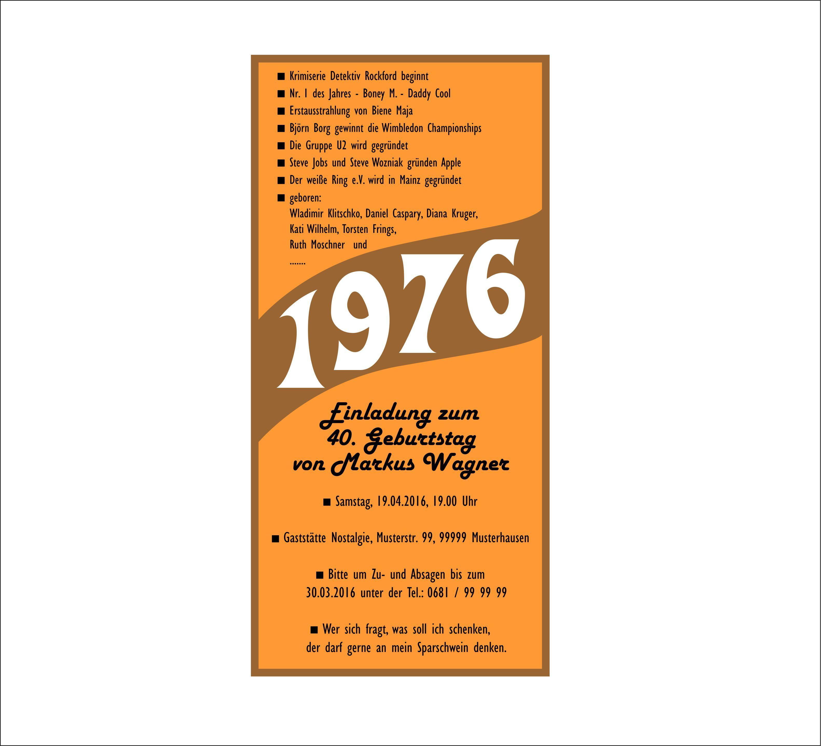 einladungskarten-zum-70-geburtstag-zum-ausdrucken, Einladung